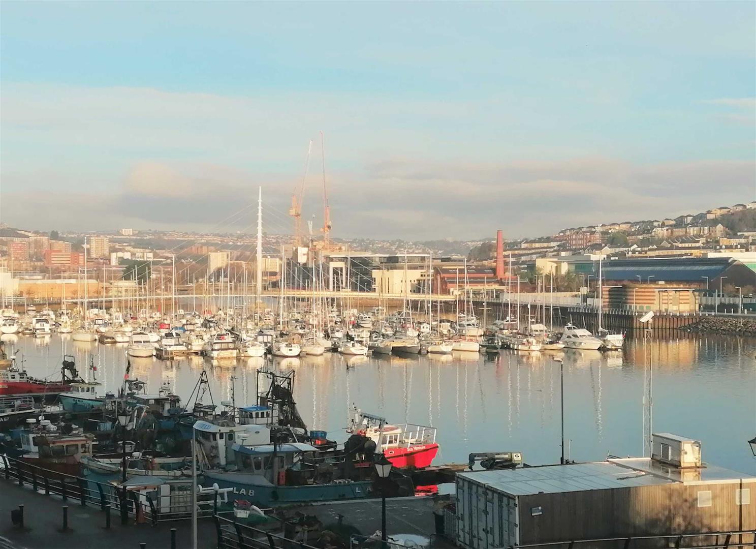 Marina Villas, Marina, Swansea, SA1 1FZ